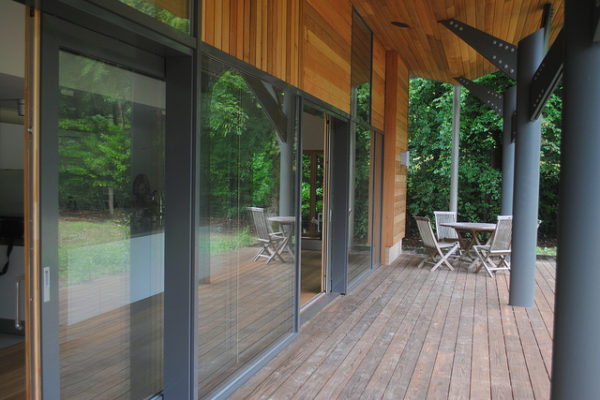 GreenSteps triple glazed windows shortlisted for Build It Awards 2013